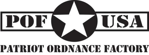 Patriot Ordnance Factory Logo